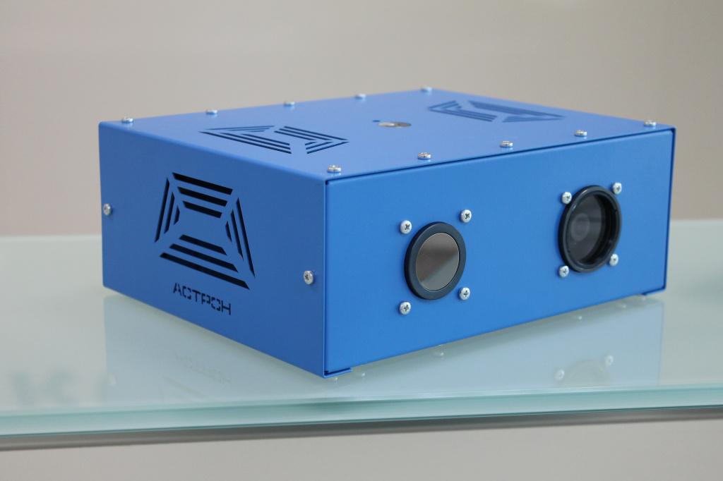 Теплотелевизионный регистратор температуры тела АСТРОН-ТТ2019