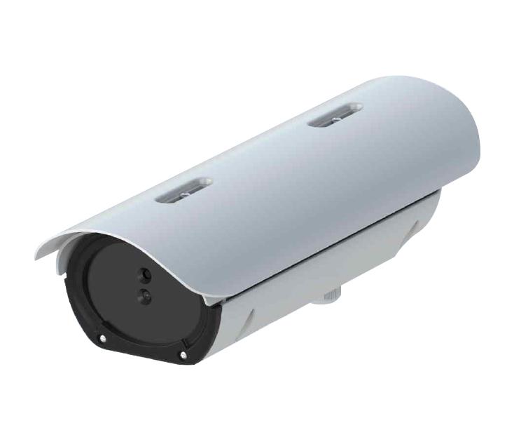 Двухсенсорная тепловизионная IP-видеокамера IDIS DC-TH2012W