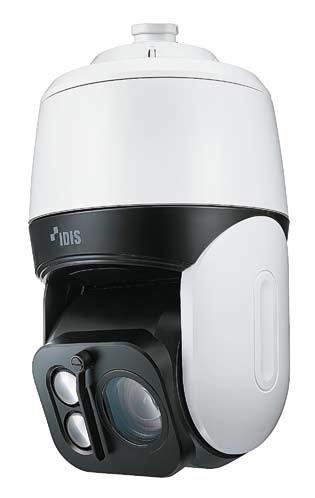 4K PTZ IP-видеокамера DC-S3883HRX для периметрального видеонаблюдения