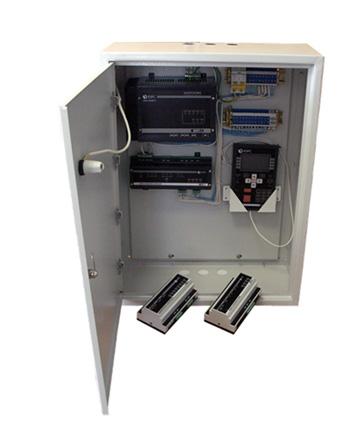 ВЭРС-АСД  Система контроля и управления противодымной защиты