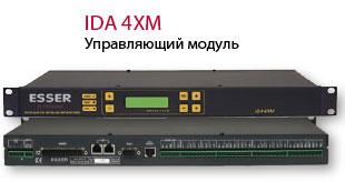 Управляющий модуль системы для аудиотрансляции и эвакуации SINAPS-M