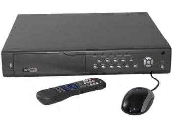 BestDVR-401A - цифровой видеорегистратор (DVR) на 4 канала