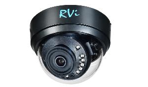 Бюджетные аналоговые купольные камеры RVi-1ACD200 (2.8)