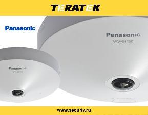 Новая 5-мегапиксельная панорамная телекамера Panasonic