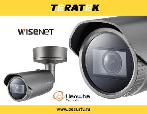Цилиндрические IP-камеры Wisenet — традиционная форма, новое содержание