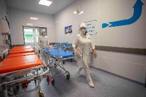 #СТРЕЛЕЦ_СТОП_COVID: Пожарная безопасность медцентра в Нижнем Новгороде