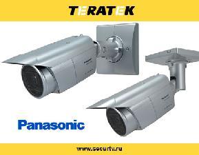Новая вандало- и погодоустойчивая телекамера Panasonic формата 4К