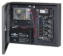 Сетевой контроллер на 1 дверь ST-NC120