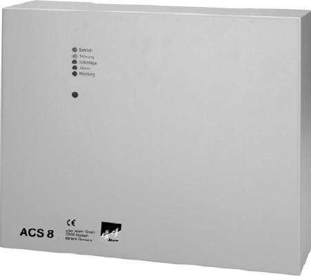 Варианты исполнения контроллеров ACS