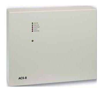 Основные особенности системы на базе контроллеров ACS