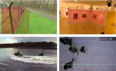 Intelligent Video Analytics от Bosch