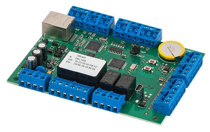 Новые IP-контроллеры ProxWay в обзоре продуктов